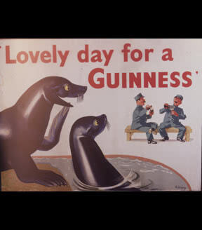 Sealion, Lovely Day for a Guinness, 1954
