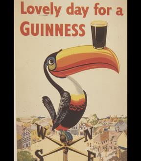 Toucan, Lovely Day for a Guinness, 1955