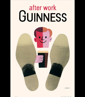 After work GUINNESS, 1961