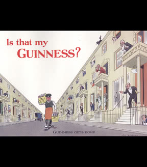 Is that my GUINNESS?, 1930