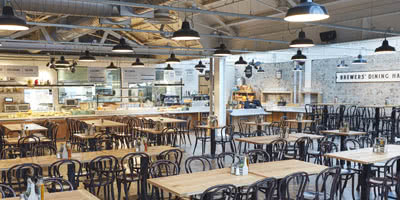Brewers Dining Hall