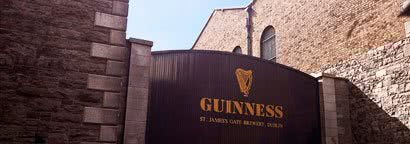 Guinness Storehouse® Gate